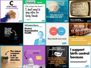 Advocacy Campaign and Lobbying Efforts_Weber Shandwick on behalf of the National Women's Law Center _This is Personal Campaign