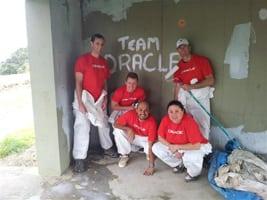Volunteer Program_Oracle Volunteers
