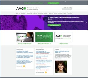 Website_American Association for Cancer Research