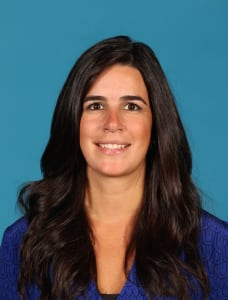 Lauren Cochran, director of interactive marketing and new media, Miami Heat