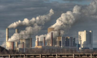 Coal-fired power plants like this one are a target of the new regulations.