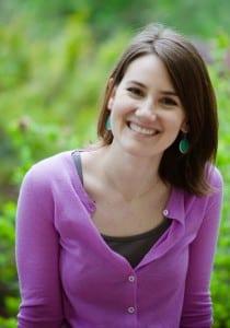 Nadia Goodman, social media editor, TED