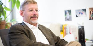 Lewis Goldberg Managing Partner KCSA Strategic Communications