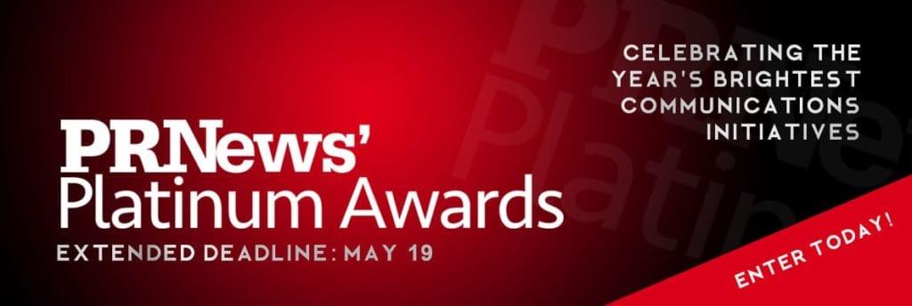 PR News Platinum Awards