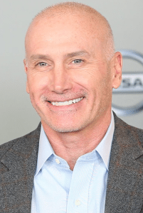 Nissan North America, senior manager of social media customer strategy, Bryan Long