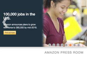 amazon, investor, website