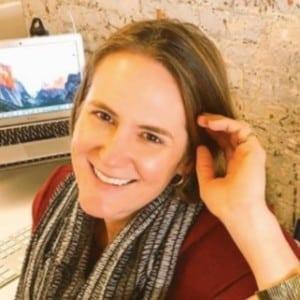 Zendesk, senior director of content marketing, Monica Norton