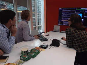 Q&A: Bloomberg exec Justin Smith responds in real-time at an AMA. Source: Bloomberg