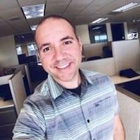 Experian director of social media Michael Delgado