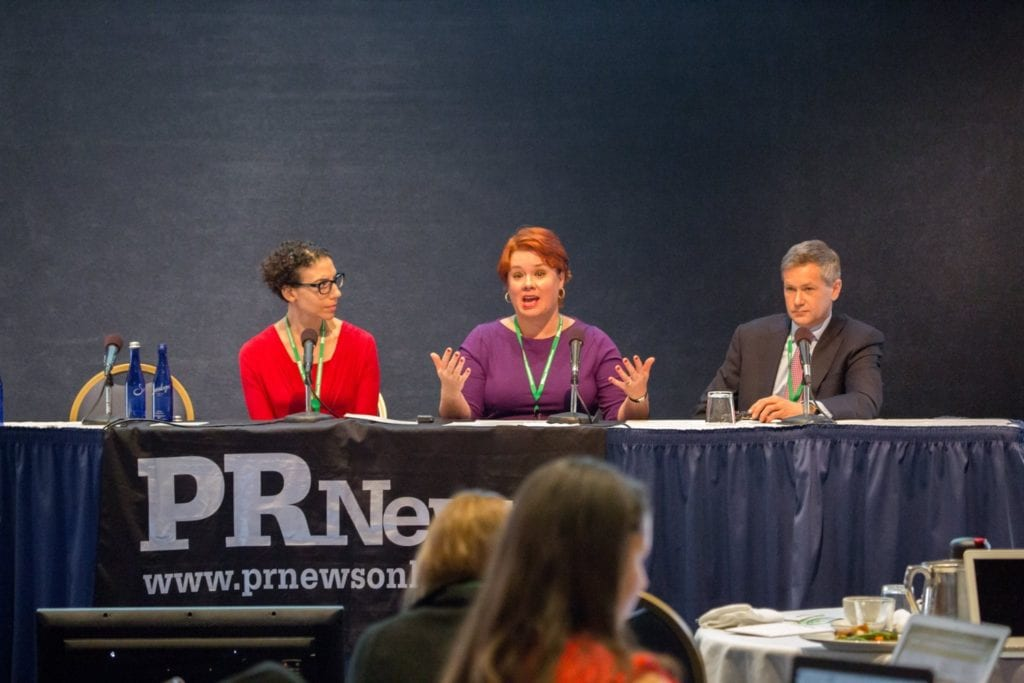 PR News' Advanced Writing Workshop