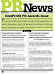 PR News' Nonprofit PR Awards Issue