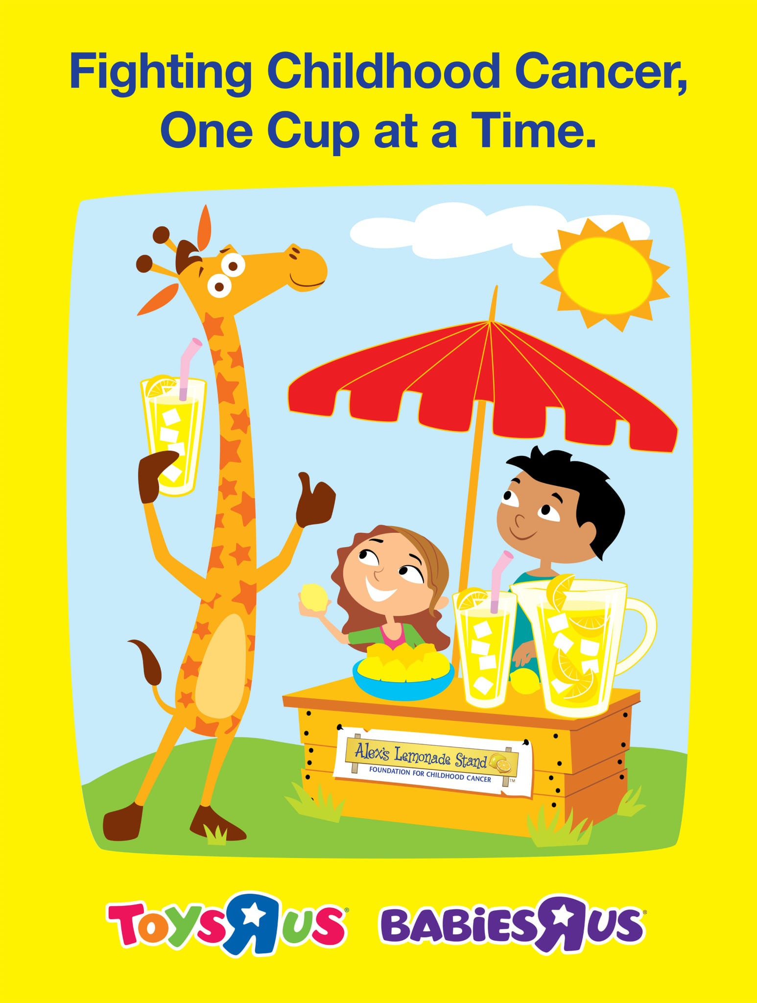 Toys R Us Lemonade Stand : Csr awards corporate community partnership pr news