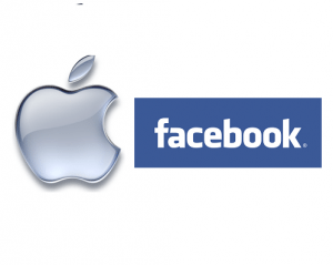Apple Facebook PR