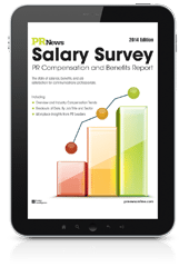 pr salary survey and benefits report