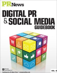 Digital PR & Social Media Guidebook