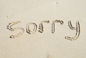 sorrry