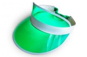 green-eyeshade