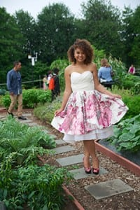 Rachel Crow, the 15-year-old singer and actress, who was an audience favorite during the first season of Fox's singing competition, The X Factor, was adopted from foster care and volunteers her help on National Adoption Day.