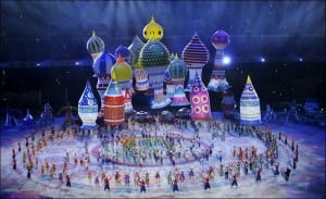 The opening ceremony of the Sochi Olympics eclipsed a lot of the negative images that were in the media spotlight in the run-up to the Winter Games.