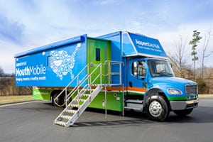 """Aspen Dental's MouthMobile is set to roll out as part of its national """"Healthy Mouth Movement"""" tour."""