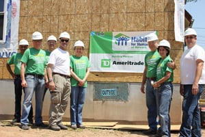 Corporation with less than 25,000 employees_TD Ameritrade