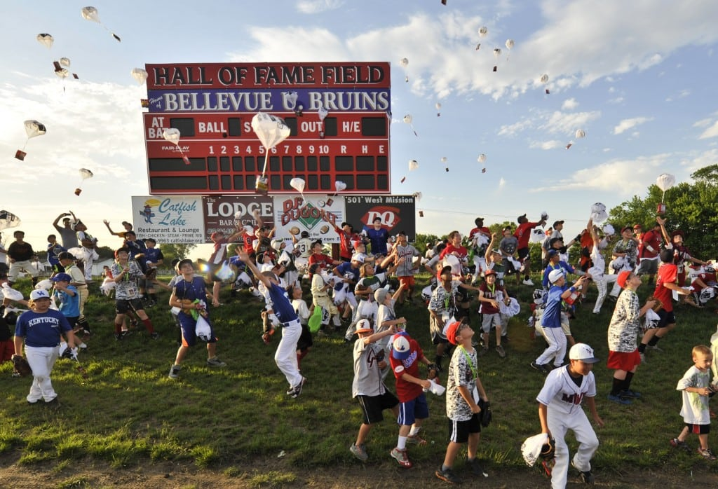 Jack Link's celebrated National Jerky Day by showering a hungry crowd in Omaha, Nebrasa with more than 1,000 bags of beef jerky. The brand has donated more than 33,000 bags of jerky to fans and charities across the country.