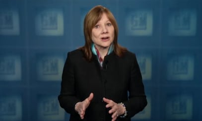 Mary T. Barra, General Motors CEO