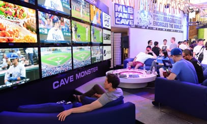 """Cave dwellers"" are tasked with watching every MLB game of the season."
