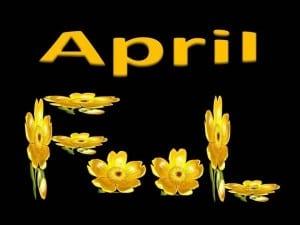 april fools'