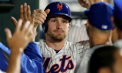The Met's Daniel Murphy is a fan favorite, playing in 161 games last season.