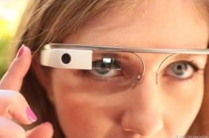 goggle glass