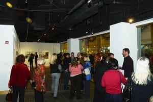 This December 2012 gallery opening of Augmented Reality images drew attention to the Norfolk Redevelopment and Housing Authority and the group's long affiliation with the city.