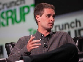 Snapchat CEO Evan Spiegel (Image: Flickr via JDLasica)