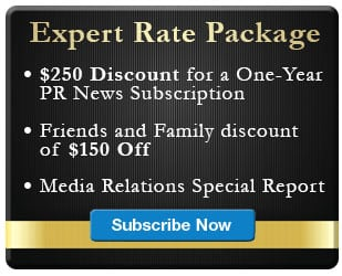 Subscribe to PR News