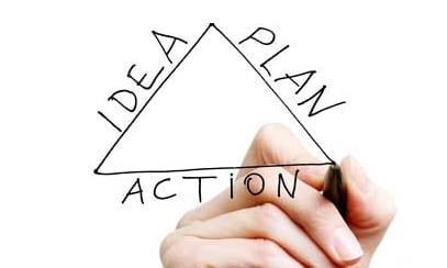pr taking action