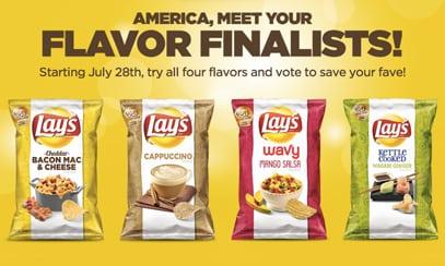 frito-lay contest