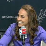 SPUR FOR CHANGE: Becky Hammon is the first full-time female assitance coach hired by an NBA club. The move could raise the bar for how companies and organizations respond to cultural and societal shifts.