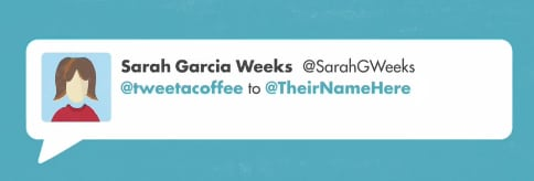 DIGITAL GIFTING: Starbucks' Tweet-a-coffee program, which launched late last year, encourages spontaneous gifting via the mircroblogging service.