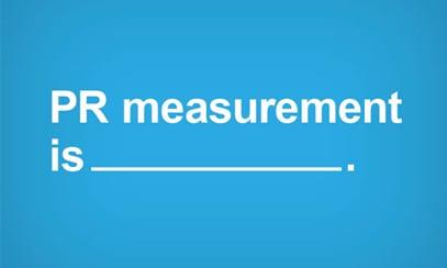 measurement is
