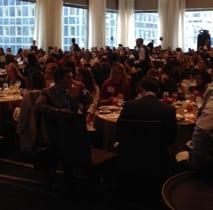 Attendees at PR News' Digital PR/Agency Elite Awards