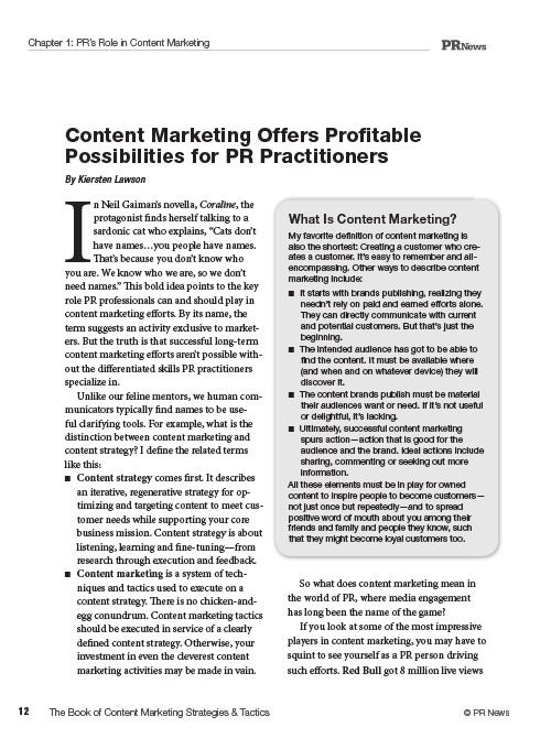Content Marketing Guidebook Sample Article
