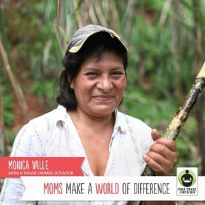 THE MOTHER LODE: Fair Trade USA was able to humanize the issue of Fair Trade via a Mother's Day campaign, asking consumers to honor moms throughout the world as they would honor their own mothers.
