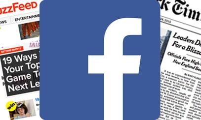 facebook publishing