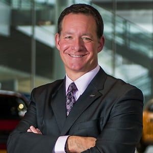 Jeffrey Kuhlman, VP,  global communications, Nissan