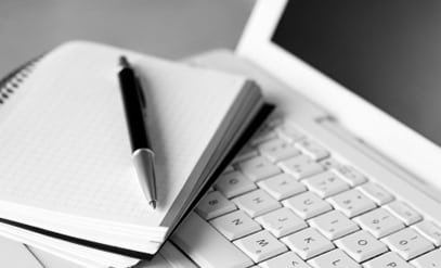How a PR Pro Discovered the Pen Can Be Mightier Than the Keyboard 1