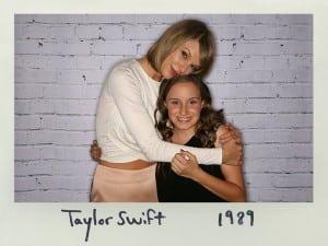 Taylor Swift and fan Jorja Hope