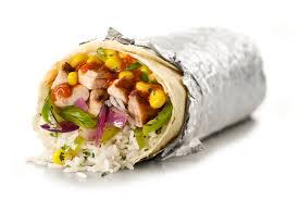 1. Burrito (Unknown)