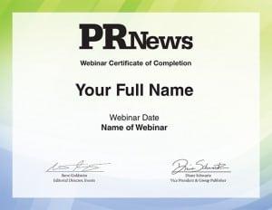 PRN-Webinar-Certificate