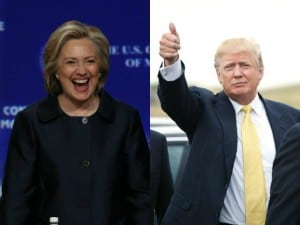 Lady n' the Trump: Clear writers