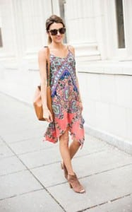 Tell Me About It: The Paisley Dress